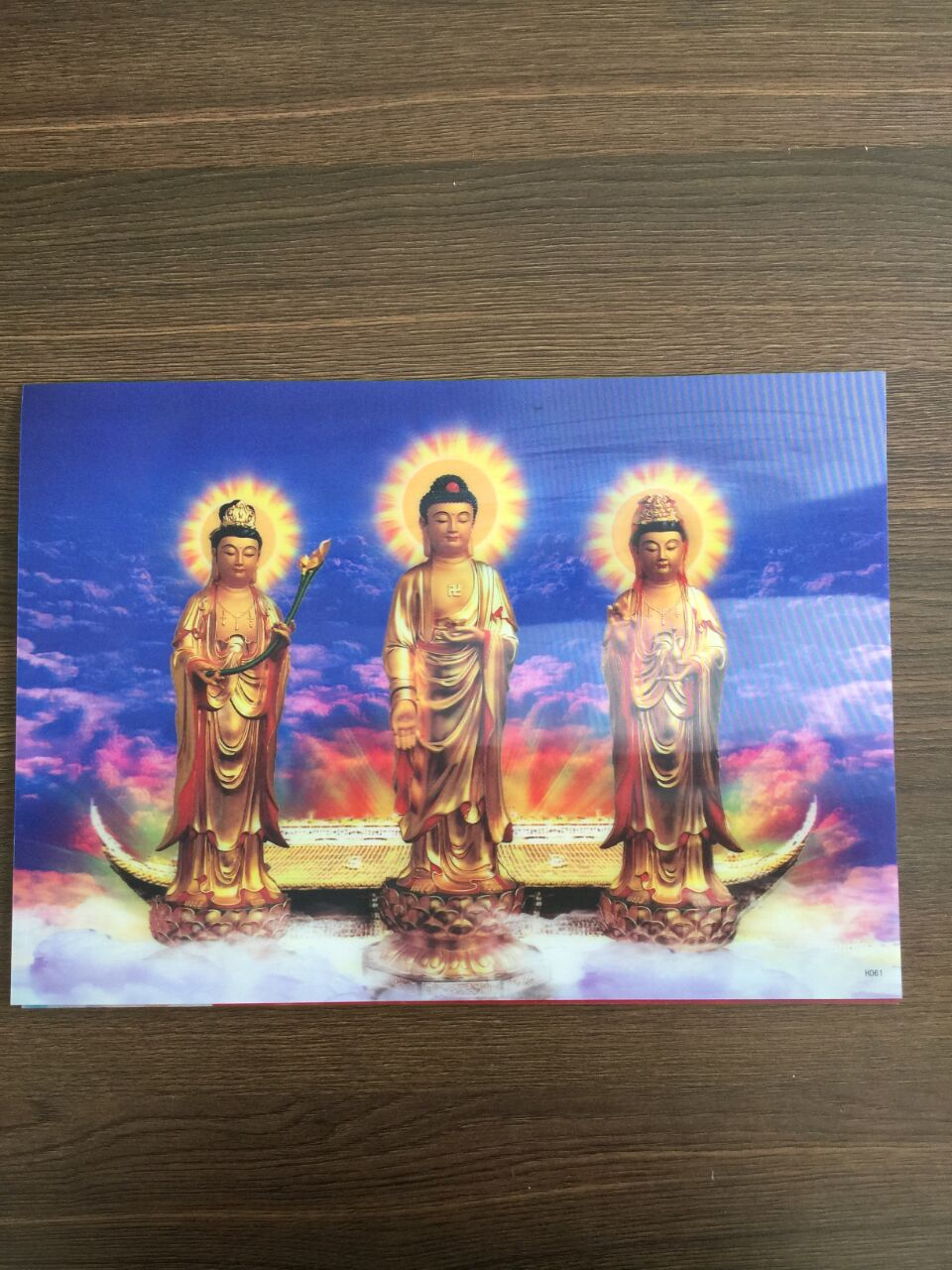 佛菩萨的塑像为何都是半闭着眼的?